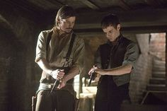 PENNY DREADFUL Signings With Cast At San Diego Comic-Con | SEAT42F - Thursday, July 24: 10:00 a.m. – 11:00 a.m. – Josh Hartnett and Reeve Carney  Friday, July 25: 10:00 a.m. – 11:30 a.m. –  John Logan and Harry Treadaway