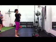 Get in Shape with Kettlebells - Collection of awesome kettlebell workouts and how to's.