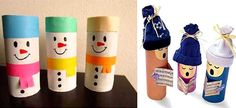 Φέτος τα Χριστούγεννα, περάστε δημιουργικό χρόνο με το παιδί! Δείτε 5 απλές ιδέες χριστουγεννιάτικων κατασκευών για παιδιά από 3 ετών.
