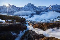Chamonix valley by TobiasRichter.deviantart.com on @deviantART