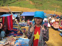 Chợ Phiên Bắc Hà - LaoCai - Việt Nam