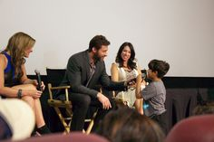 Fine Art Magazine | A Mamarazzi Event with Hugh Jackman to celebrate The Wolverine