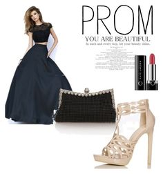 """""""prom"""" by dodo9541 on Polyvore featuring moda i Marc Jacobs"""