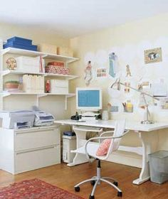 Real Simple - office