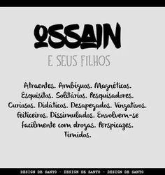 Filhos de Ossain