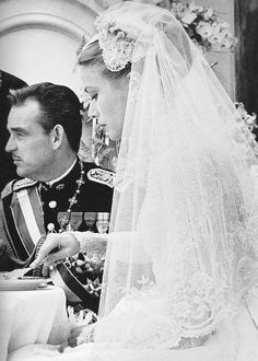 Grace Kelly veil