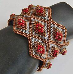 My King Of Persia Bracelet by Ravit on Etsy