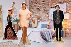 Decorate Your Dream Bedroom And We'll Reveal Your Celebrity BFF Preppy Mens Fashion, Men Fashion Show, Mens Fashion Suits, Buzzfeed Quizzes Love, Bff Quizes, Interesting Quizzes, Fun Quizzes, Edgy Outfits, Dream Bedroom