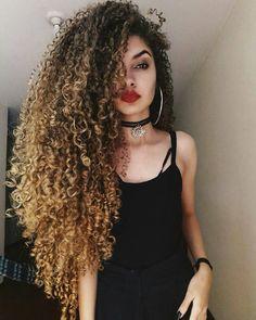 Que cabelo   Por @alaneprincesinha   Post  @mairacastro0   #cachos - #cachospoderosos7