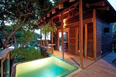 Your personal treehouse - http://www.jetsetter.com/hotels/nicaragua/san-juan-del-sur/670/aqua-wellness-resort?via=pinterest #JetsetterCurator