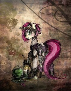 My Little (Steampunk) Pony
