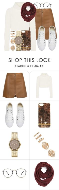 """""""62.2"""" by mallorimae ❤ liked on Polyvore featuring Roberto Cavalli, Converse, Richmond & Finch, Marc Jacobs, Forever 21 and Paula Bianco"""