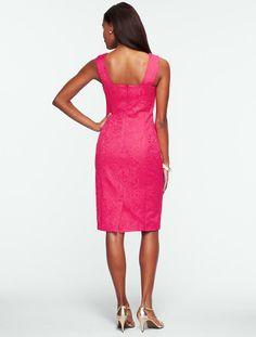 Talbots - Matelassé Dress | Dresses | Misses