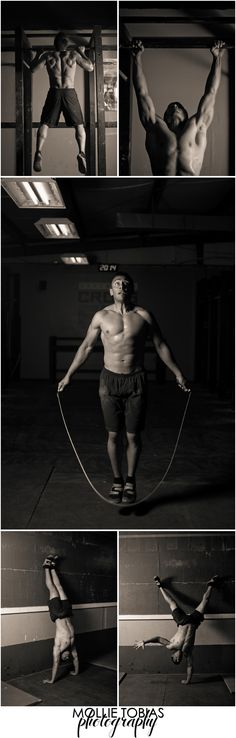 @mollie wren Tobias has some awesome CrossFit photography on her workout board! Check it out.