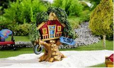 Mini World Kids At Play Treehouse.