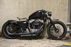 Custom: Feel The Power Of Harley Davidson Custom Nightster , Excellent Bobber Harley Davidson Custom Nightster