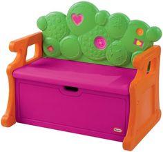 Little Tikes Lalaloopsy Toy Box