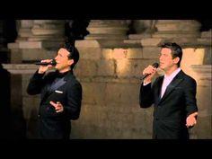 "If you liked the video give a like and comment greetings. Recital of Il Divo """" Ancora """" Dejen comentarios y comparten el vídeo se los agrades ere CUENTA DE..."
