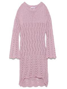 Crochet Knit Dress(ニットワンピース)|styling/(スタイリング)|ファッション通販|ウサギオンライン公式通販サイト