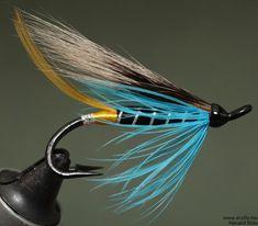 Fly Fishing Lanyard, Fly Fishing Knots, Fishing Lures, Blue Winged Olive, Best Fishing Reels, Hair Wings, Steelhead Flies, Atlantic Salmon, Blue Charm