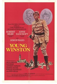Young Winston (1972) Richard Attenborough's examination of the early life of Winston Churchill - up until his early days at Parliament, before his marriage - is a fascinating look at the formative yea