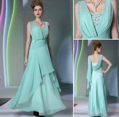A line square sloping-wasit floor length Korea chiffon evening dress with ribbon $208.00 - http://www.ishopez.com/evening-dress-a-line-square-sloping-wasit-floor-length-Korea-chiffon-dress-with-ribbon.html
