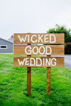 Backyard Country Wedding