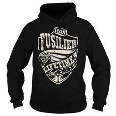 Team FUSILIER Lifetime Member (Dragon) - Last Name, Surname T-Shirt