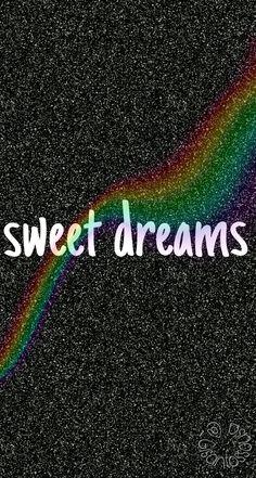 Doces sonhos....