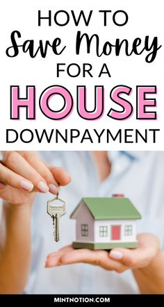 How to save money for a house. Follow these easy tips to help you save up for a down payment on a home. House to save money for a house in a year. Biweekly. Budget tips to save for a new home. How to save money for a house while renting. How to save money for a house down payment in 6 months.