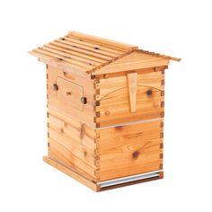 Cedar Hive Back View - Sealed
