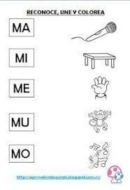 Resultado de imagen de imagenes de consonantem y sus fonemas para colorear