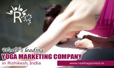#yoga_marketing_company_in_India  World's Leading #yoga_marketing_company_in_Rishikesh_Uttarakhand_India Call: +91-844-51-44444  Visit us at: http://realhappiness.in/