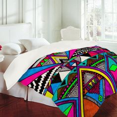 DENY Designs Home Accessories | Kris Tate Tribal 1 Duvet Cover