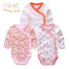 Bodysuits & One-pieces Competent Cotton Newborn Kids Baby Girls Cute Rabbit Printed Long Sleeves Bodysuit Jumpsuit Clothes Outfits New Fashionable And Attractive Packages