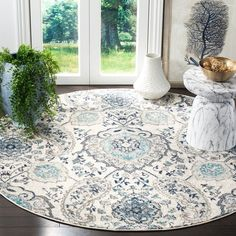 Overstock.com: Online Shopping - Bedding, Furniture, Electronics, Jewelry, Clothing & more Paisley Rug, Paisley Print, Paisley Design, Transitional Home Decor, Floral Area Rugs, Round Area Rugs, Grey Rugs, Online Home Decor Stores, Online Shopping