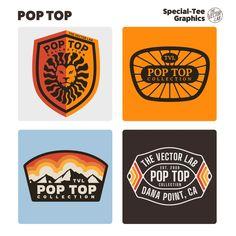 Pop Top - TheVectorLab Store Signage, Vector Pop, Affinity Photo, Pop Collection, Affinity Designer, Graphic Design Software, Photoshop Illustrator, Coreldraw, One Design