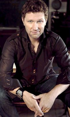 """Craig Morgan (Country Singer/Songwriter) - He actually came into the crowd at a concert in Auburn & sang part of his song, """"God Must Really Love Me"""" to me! And I was singing it right back to him. I was in shock!"""