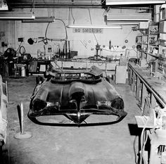 In late 1965, '20th Century Fox Television' and 'William Dozier's 'Greenway Productions' asked 'George Barris' to design a car to foil 'Batman's enemies for 'Batman TV Series' (1966–1968)