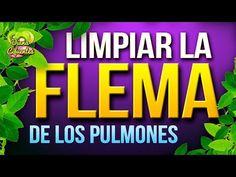 Como Limpiar Los Pulmones: Como Eliminar Las Flemas De Los Pulmones - YouTube Vicks Vaporub, Home Remedies, Health Tips, Detox, The Cure, Medicine, Cancer, Health Fitness, Nature