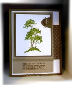 *** Me, My Stamps and I: Serene Silhouettes