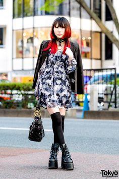Vintage 5TH STREET Japanese Brand Mini Skirt Womens Fashion Made In Japan