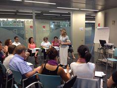 """Genial el grupo del #curso """"RF10-Principales #webs donde albergar tu #Currículum"""" que he dado hoy en @barcelonactiva #BCNTreball  Feliz verano!!! #ocupació #Empleo #Trabajo #CeliaHil #Orientació #Orientación #OrientacioLaboral #OrientacionLaboral #OrientacionProfesional #Formació #Formación #Ocupació #Ocupación #CV #Penedès #Garraf #LaGornal #BCN #Barcelona"""