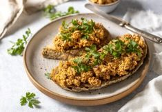 Vegán receptek - reggelik, ebédek, vacsorák, desszertek | Prove.hu Falafel, Fried Rice, Granola, Tofu, Fries, Vegan, Ethnic Recipes, Falafels, Vegans