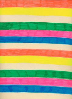 stripes of brightness