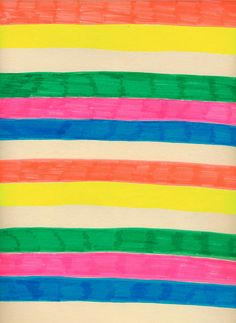 stripes of brightness
