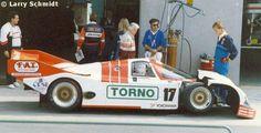 RSC Photo Gallery - World Sports Prototype Championship Montreal 1990 - Porsche 962 no.17 - Racing Sports Cars