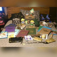 Zelda collection
