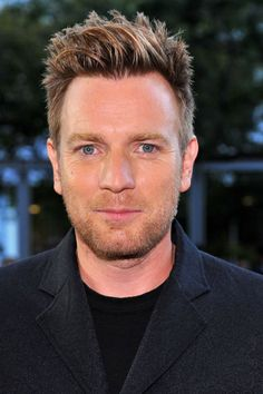 Ewan McGregor- I know he could pull off Charlie's accent, but what about being bald?