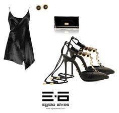 """SS'17 EGIDIO ALVES LUXURY SHOES"" by egidioalvesluxuryshoes on Polyvore featuring Boohoo and Chanel"